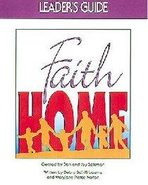 Faithhome (Leaders Guide)
