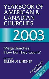 Yearbook of American & Canadian Church 2003