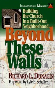 Innovators in Ministry: Beyond These Walls