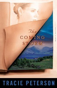 The Coming Storm (Large Print) (#02 in Heirs Of Montana Series)
