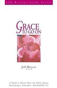 Jbss Grace to Go on (Jill Briscoe Study Series)
