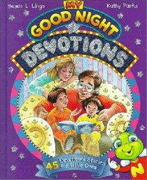 My Good Night Devotions (My Good Night Collection Series)