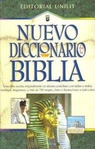 Nuevo Diccionario De La Biblia (New Bible Dictionary)