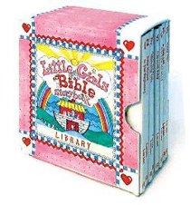 Little Girls Bible Storybook Library (Little Girls Series)