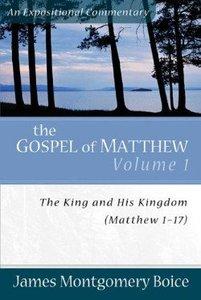 Gospel of Matthew (Volume 1) (Expositional Commentary Series)