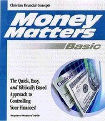 Money Matters Basic CDROM