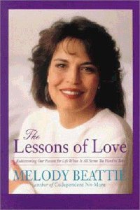 The Lessons of Love (Large Print)