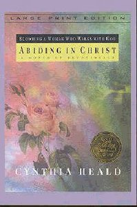 Abiding in Christ (Large Print)