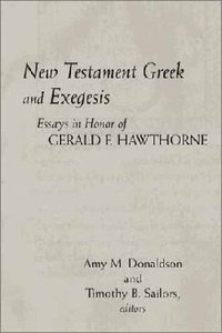 New Testament Greek and Exegesis