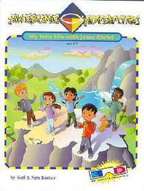 Dlc My Awesome Adventure Ages 6-9 (Student) (Discipleland Curriculum Series)