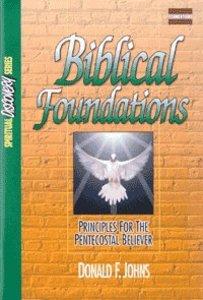 Biblical Foundations (Study Guide) (Spiritual Discovery Study Series)