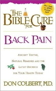 Back Pain (Bible Cure Series)