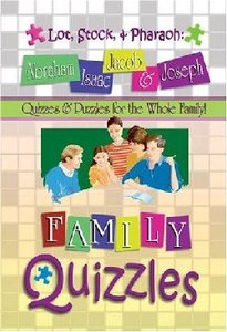 Family Quizzles: Lot, Stock & Pharoah