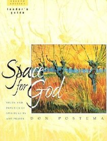 Space For God (Leaders Guide)