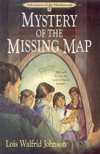 The Mystery of the Missing Map (#09 in Northwoods Series)