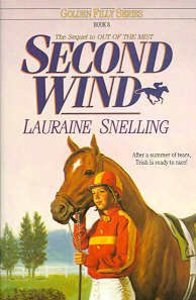 Second Wind (#08 in Golden Filly Series)