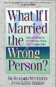 What If I Married the Wrong Person?