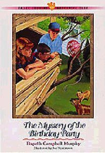 Mystery of the Birthday Party (#17 in Three Cousins Dc Series)