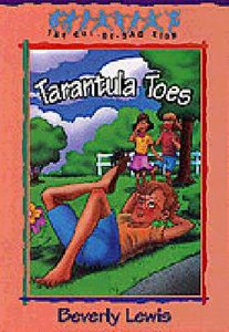 Tarantula Toes (#13 in Cul-de-sac Kids Series)