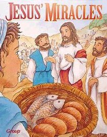 Jesus Miracles (Bible Big Book Series)
