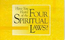 Have You Heard of the Four Spiritual Laws? (25 Pack)
