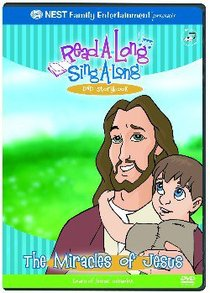The Miracles of Jesus (Read-a-long, Sing-a-long Series)