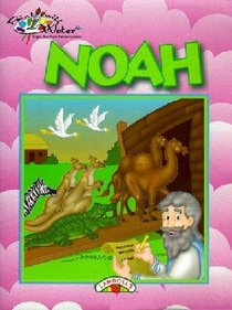 Paint With Water: Noah