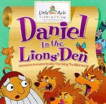 Daniel in the Lions Den CDROM