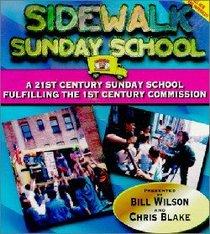 Sidewalk Sunday School (Pack Incl Video)