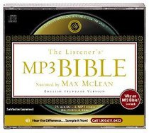 ESV Listeners Complete Bible on MP3