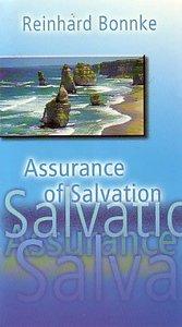 Assurance of Salvation (Booklet)