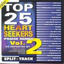 Ccli Top 25 Heart Seekers 2 Split Track