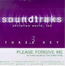 Please Forgive Me (Accompaniment)