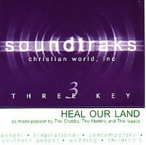 Heal Our Land (Accompaniment)