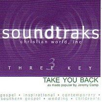 Take You Back (Accompaniment)