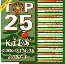 Top 25 Kids Christmas Songs Split Track