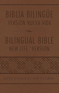 Biblia Bilingue--Version Nueva Vida (Bilingual Bible - New Life Version)