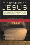 The Brother of Jesus (2004) Paperback