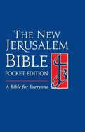 New Jerusalem Pocket Blue