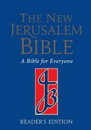 New Jerusalem Reader's Edition Blue Hardback