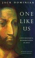 One Like Us Paperback