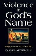 Violence in God's Name