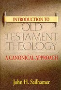 Introduction to Old Testament Theology Hardback