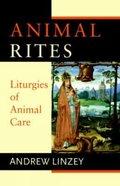 Animal Rites Paperback