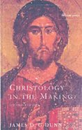 Christology in the Making (2nd Edition) Hardback