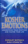 Kosher Emotions Paperback