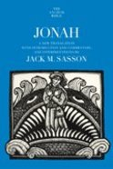 Anchor: Jonah (#24B in Anchor Bible Commentaries Series) Hardback