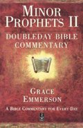 Dbc 11: Minor Prophets (Doubleday Bible Commentary Series)