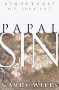 Papal Sin Hardback