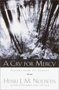Cry For Mercy Paperback